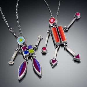 Jack and Jill Necklaces